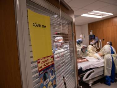 Psicosis por COVID-19: ¿el cuerpo ataca por error al cerebro tras sufrir la infección?