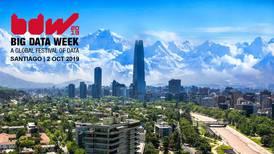 Santiago Big Data Week 2019: El Lollapalooza de los Datos