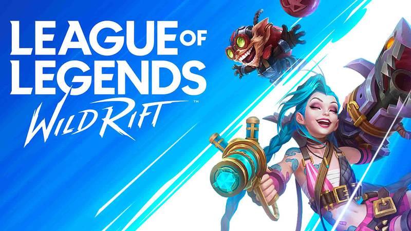 League of Legends Wild Rift celulares