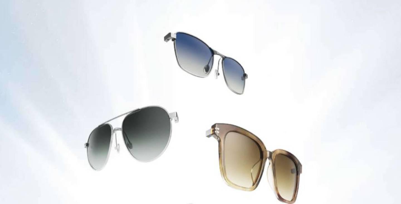 Hasta 10 monturas diferentes estarán disponibles con estos nuevos lentes inteligentes.