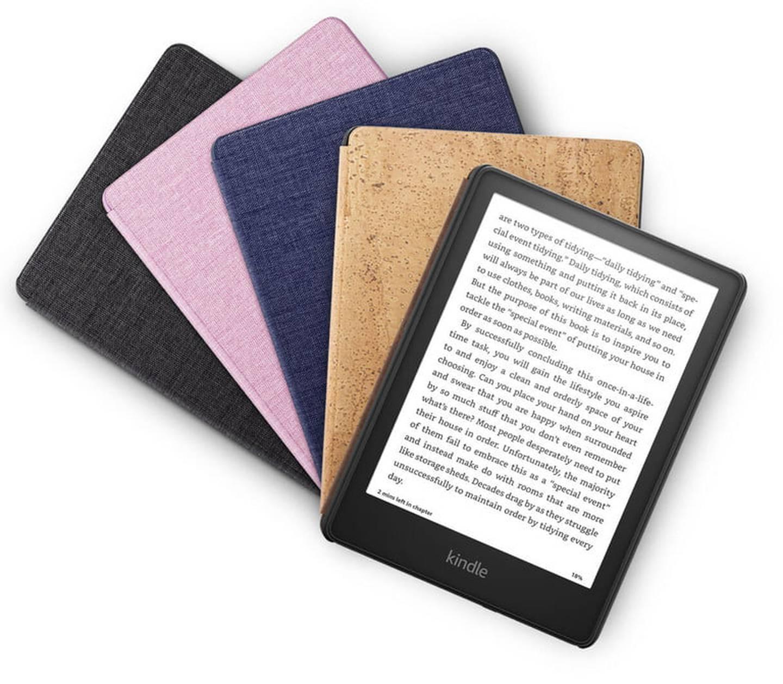 Amazon reveló tres nuevos modelos de su Kindle Paperwhite, con pantallas más grandes, más duración en su batería, puerto USB tipo C y con soporte para carga inalámbrica.