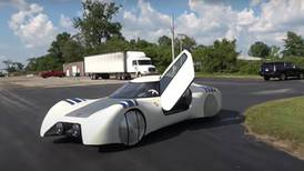 Velocidad, recorrido y menos combustible: las características que reúne el proyecto Omega Car