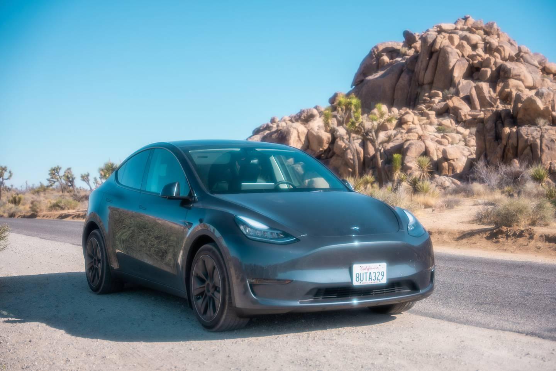 El Tesla Y SUV es popular en Estados Unidos y China.