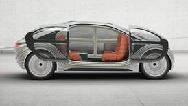 Conoce el Airo: un auto eléctrico totalmente autónomo que absorbe la contaminación y la suelta como aire limpio