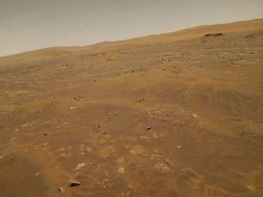 La NASA publica un video que muestra las diferencias de sonidos entre la Tierra y Marte