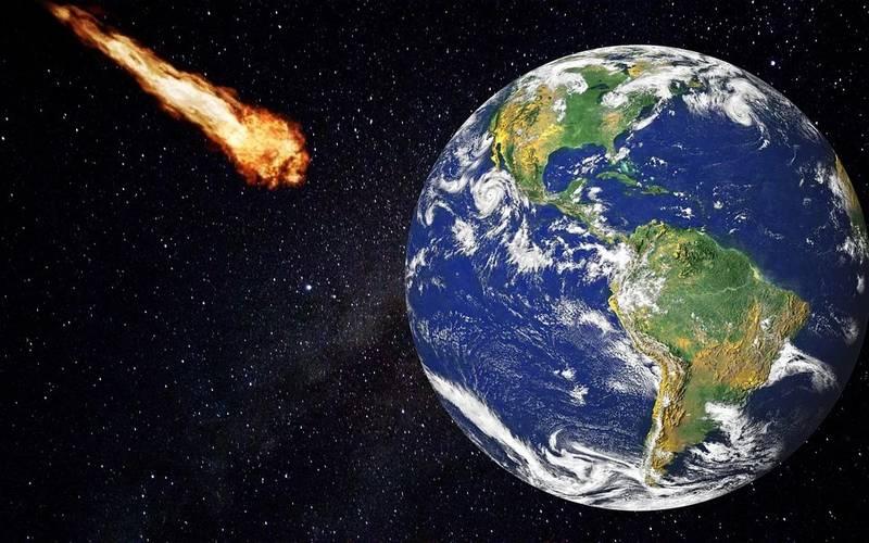 NASA asteroides