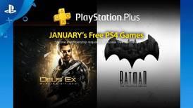 Estos son los juegos de PlayStation Plus para enero de 2018