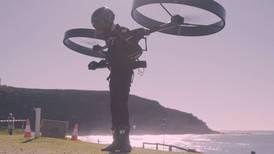 VIDEO: Así funciona el CopterPack: una mochila helicóptero que podría ser el futuro de los vuelos individuales