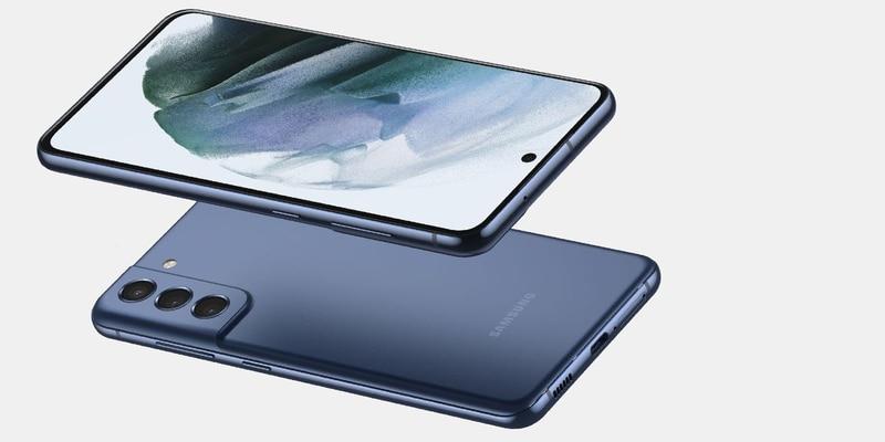 Samsung Galaxy S21 FE se filtra en rénders brutales