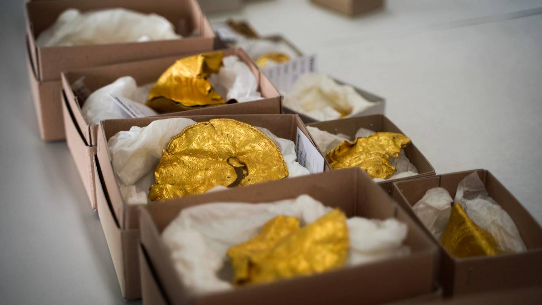 El oro de Vindelev