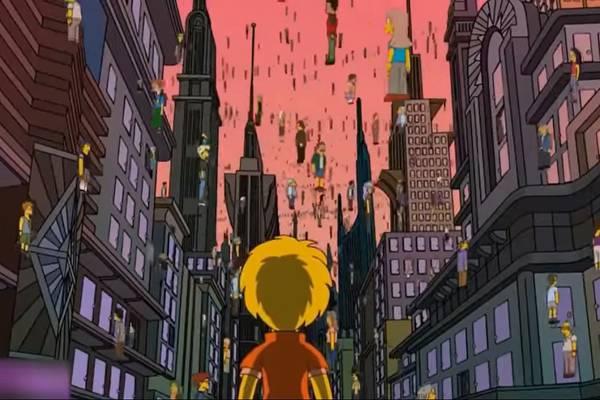 ¿Los Simpson predijeron el Meta de Facebook? Este episodio de hace 10 años tiene una notoria referencia al futuro de la empresa de Zuckerberg