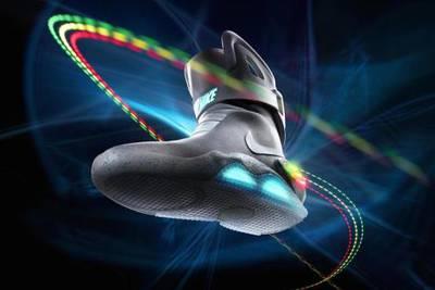 ÍCONOS / Nike Mag, volando cada 21 de octubre en Volver al futuro