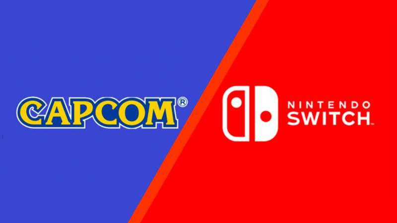 Nintendo Swtich Descuentos Capcom