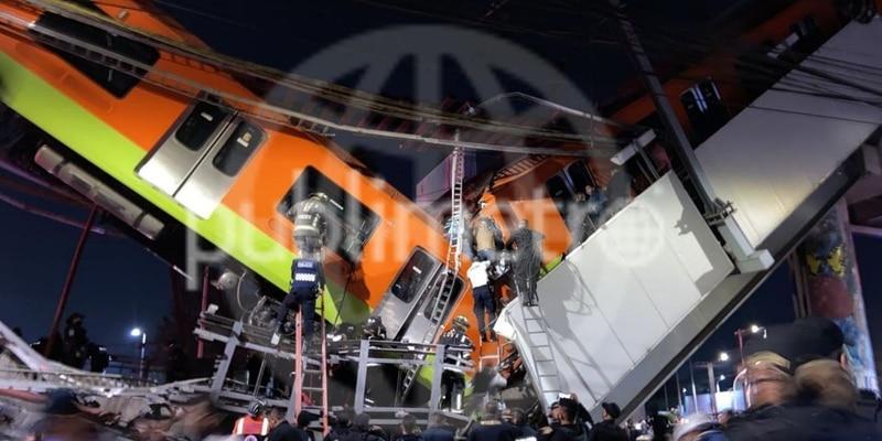 Línea 12 del metro de CDMX colapsa: advertían peligro en redes desde hace años