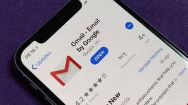 Así es que la App Store muestra la etiqueta de privacidad en Gmail