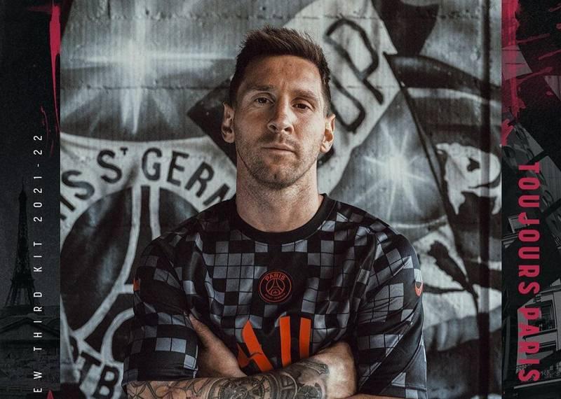 Messi está a la cabeza del FIFA 22