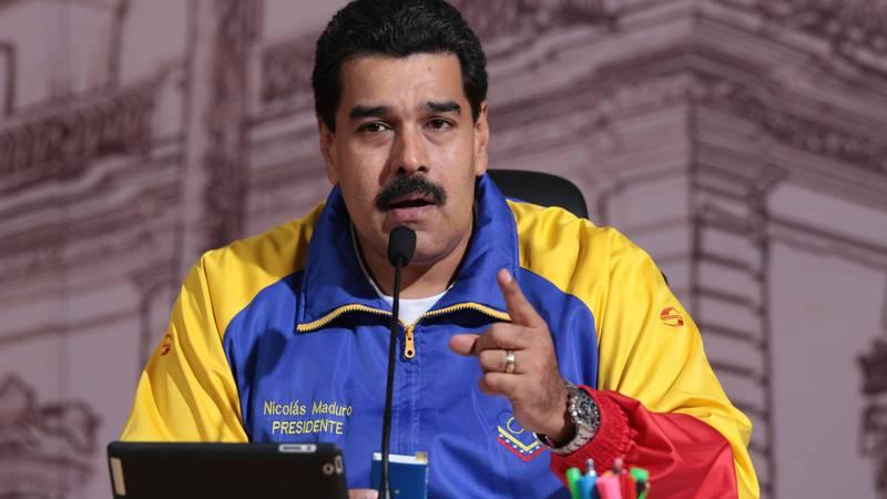 FAcebook Maduro