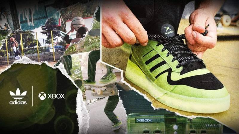 Adidas Originals by Xbox, Xbox 20th Forum Tech