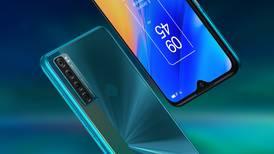 TCL presenta sus dos nuevos celulares de la serie 20 y destacan la incorporación de un software con inteligencia artificial