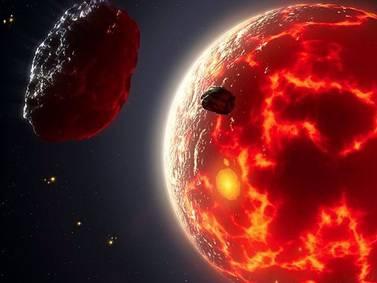 Astrónomos observan directamente uno de los planetas más jóvenes jamás encontrados