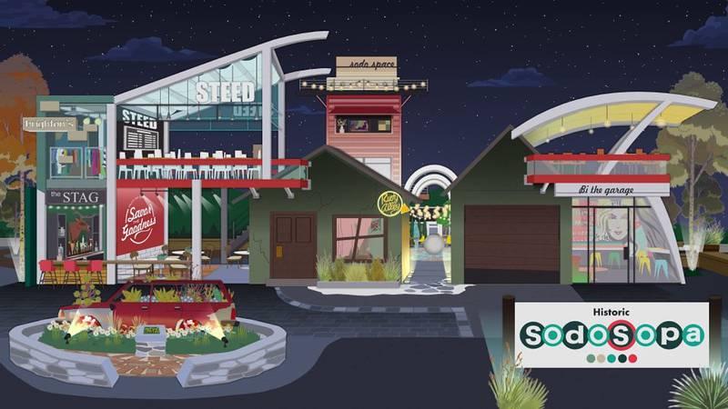 South Park SoDoSoPa