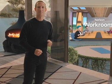 Facebook y Mark Zuckerberg presentan su visión del Metaverso y parece sacado de Ready Player One