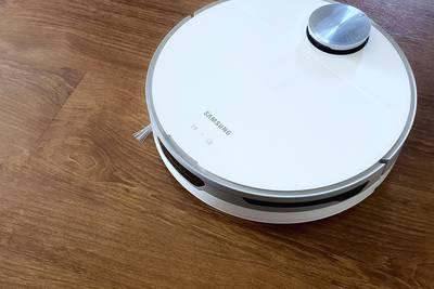 Review de la aspiradora robot Jet Bot + de Samsung: aspirando con láseres [FW Labs]