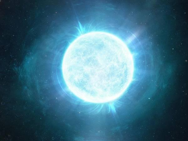 Un planeta gigante orbitando una enana blanca podría revelar el futuro de nuestro sistema solar