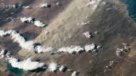 NASA: Tormentas de polvo en la Patagonia son similares a eventos climáticos en Marte