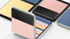 Samsung Galaxy Z Flip 3 Bespoke Edition te deja personalizar sus colores