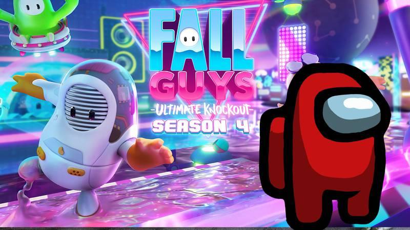 Fall Guys Among Us