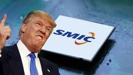 Gobierno Trump ahora va contra el fabricante de chips chino SMIC