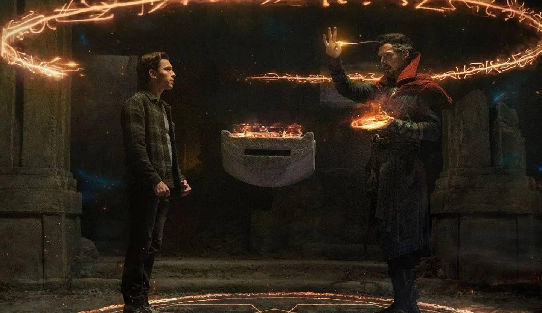 Los personajes de Spider-Man y Doctor Strange son claves en la Fase 4 del MCU.